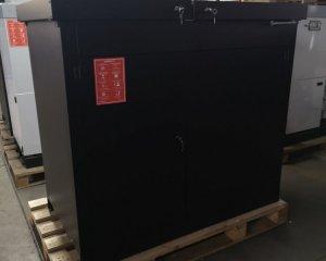 NR 3 - Kocioł EG Pellet 15 kW, zasobnik paliwa 320 / prawy / wewnętrzny / zewnętrzny IP 64 / BLACK / 11 000 PLN