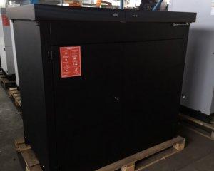 NR 6 - Kocioł EG Pellet 15 kW, zasobnik paliwa 320 / prawy / wewnętrzny / zewnętrzny IP 64 / BLACK / 11 000 PLN